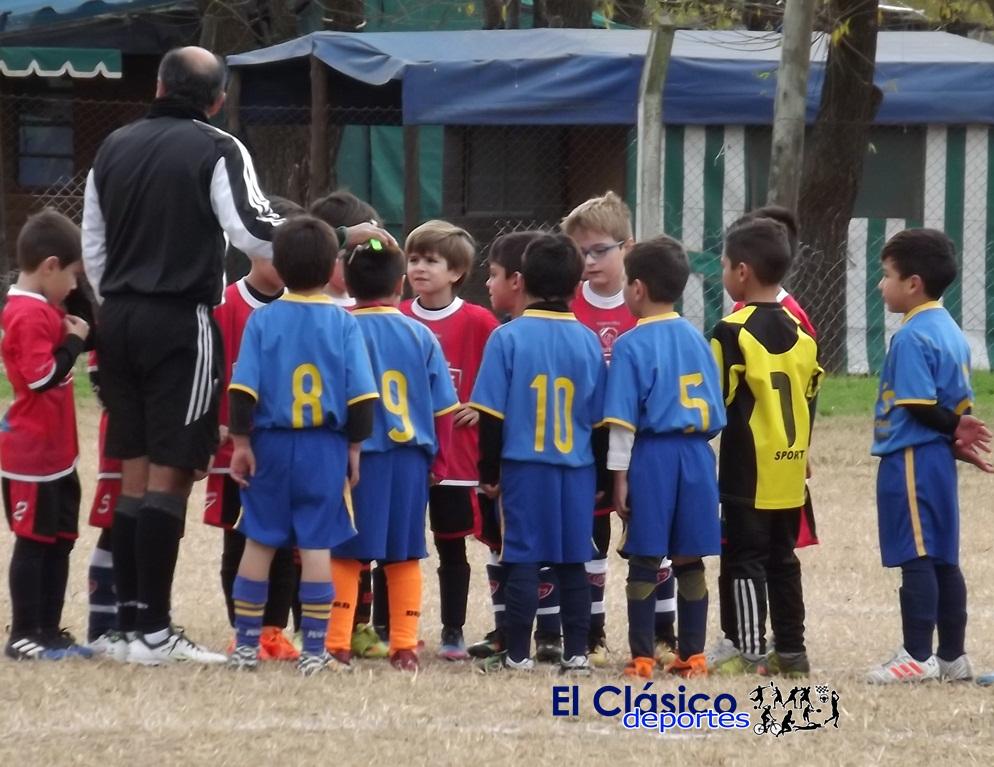 Baby fútbol jugará las semifinales el lunes