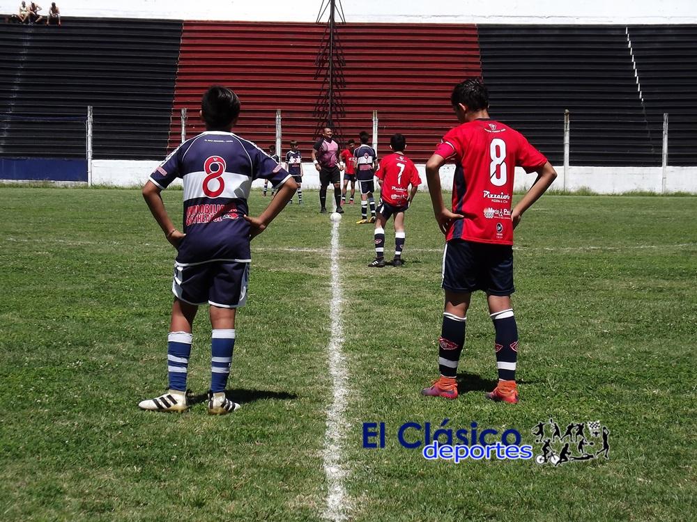 Divisiones inferiores juega parcialmente los partidos revanchas de semifinales