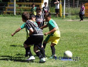 La Liga Infantil programó los partidos de cuartos de final