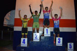 Luciano Pereyra ganó en San Nicolás