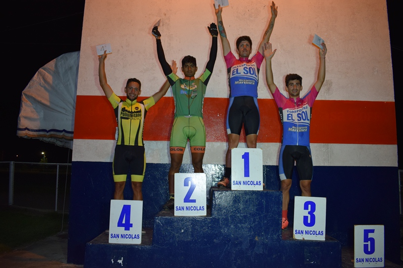 Lee más sobre el artículo Luciano Pereyra ganó en San Nicolás