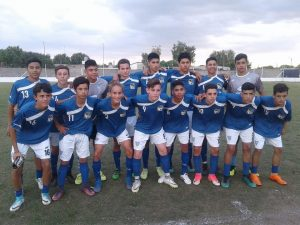 San Nicolás clasificó al Nacional Sub 15