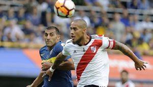 La Copa Libertadores se define con el Superclásico: La primera final fue parda