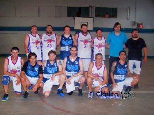 El domingo dará inicio un torneo de primera división de básquet