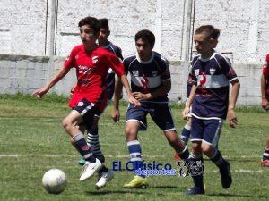 Sportivo se impuso en el partido de ida de quinta división