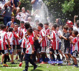 Lee más sobre el artículo Se jugaron las finales del infantil. Paraná festejó por partida doble, también El Porvenir y Agricultores