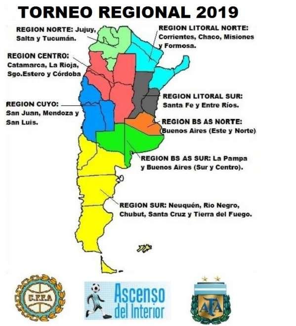 Sportivo jugará el Torneo Regional Amateur 2019
