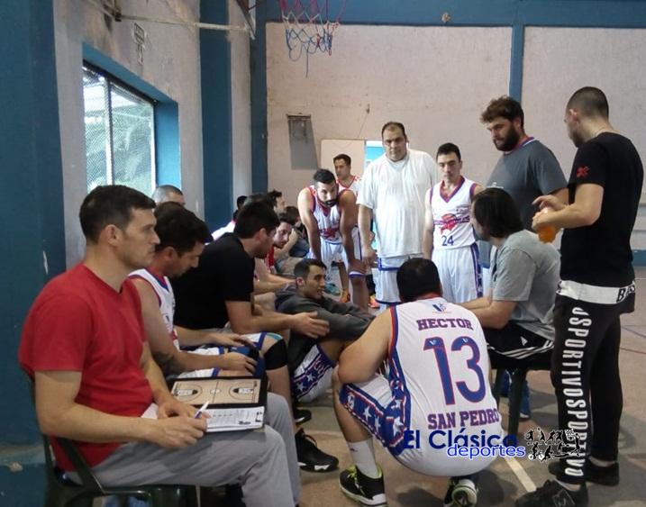 Pescadores, Mitre y CEF ganaron en la tercera jornada del Torneo de primera división