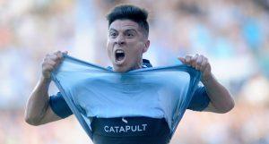 Superliga: Racing obtuvo un nuevo triunfo para seguir bien arriba