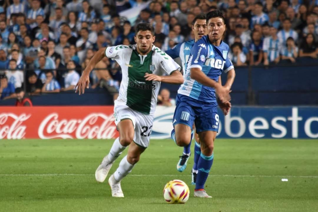 Superliga: Empató Racing y se acercó Atlético de Tucumán