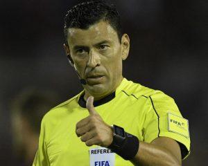 Boca-River con árbitro chileno