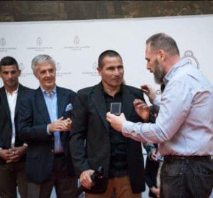 Derribando barreras: Emotivo homenaje a atletas del desafío Summit Aconcagua 2018