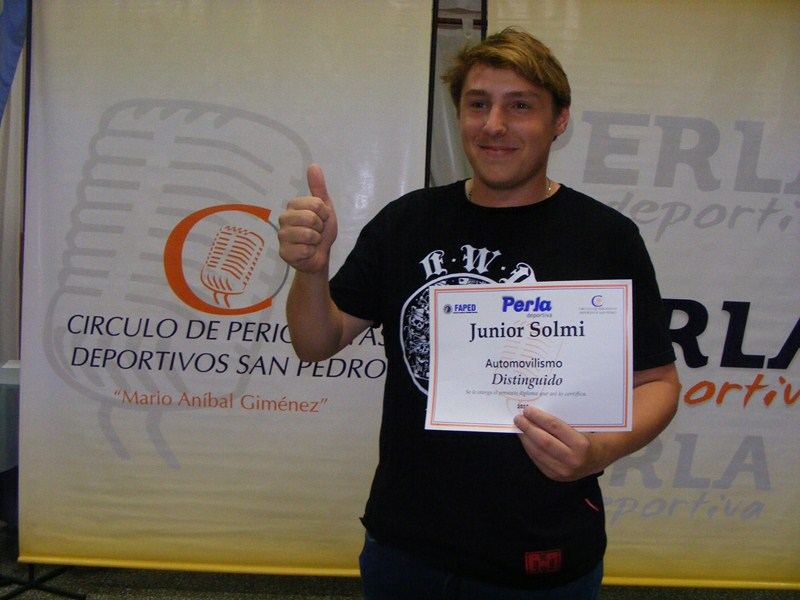El Círculo de Periodistas Deportivo entregó los diplomas