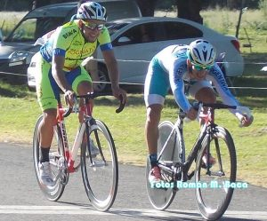 Manzo y Monzón el 1-2 de la competencia principal en San Pedro