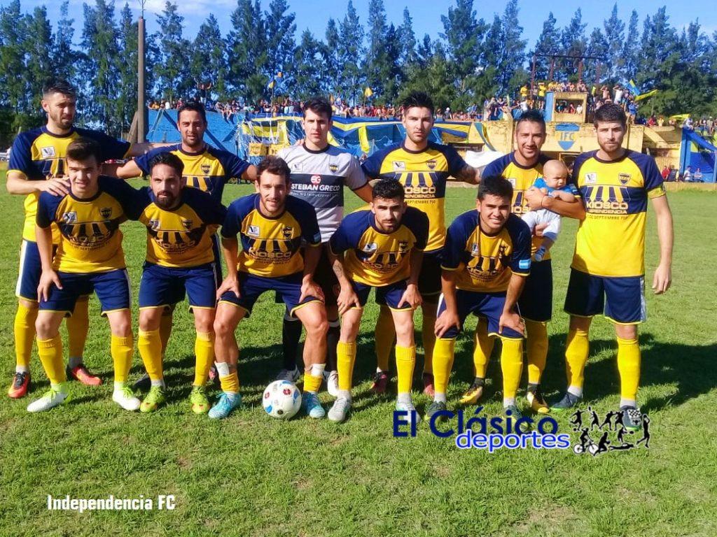 Independencia ante Sportivo se juega el sábado a las 17 horas