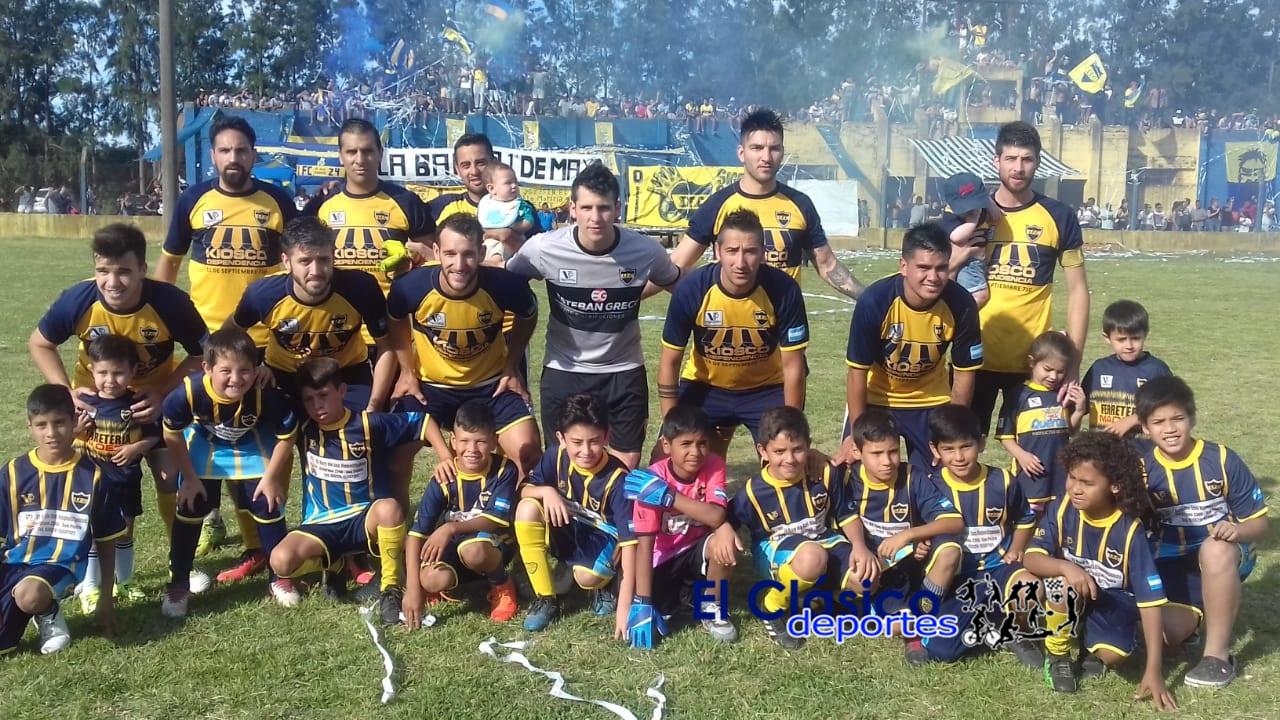 Triunfo de Independencia y fin del invicto de Sportivo en la final del Clausura