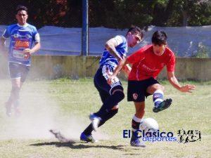 Sub 21: Mitre le ganó a I. Portela en la final, partido de ida