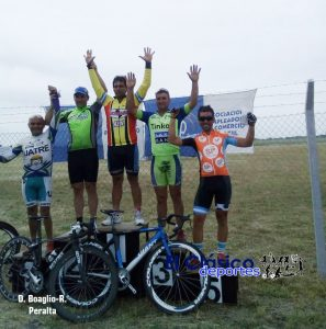 Daniel Boaglio ganó en Azul