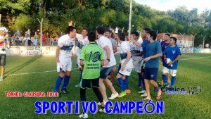 Sportivo en los penales se consagró campeón de primera división