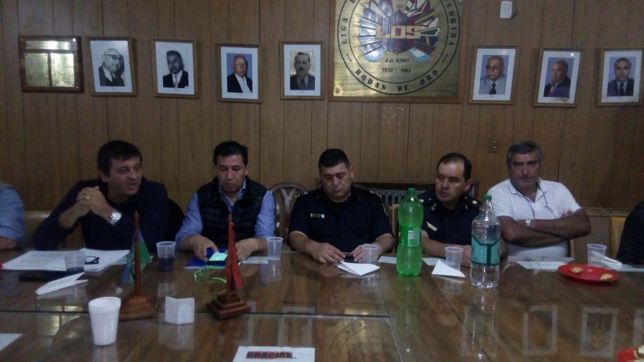 La A.Pre.Vi.De se reunió en San Pedro con las Ligas afiliadas a Federación Norte de Fútbol