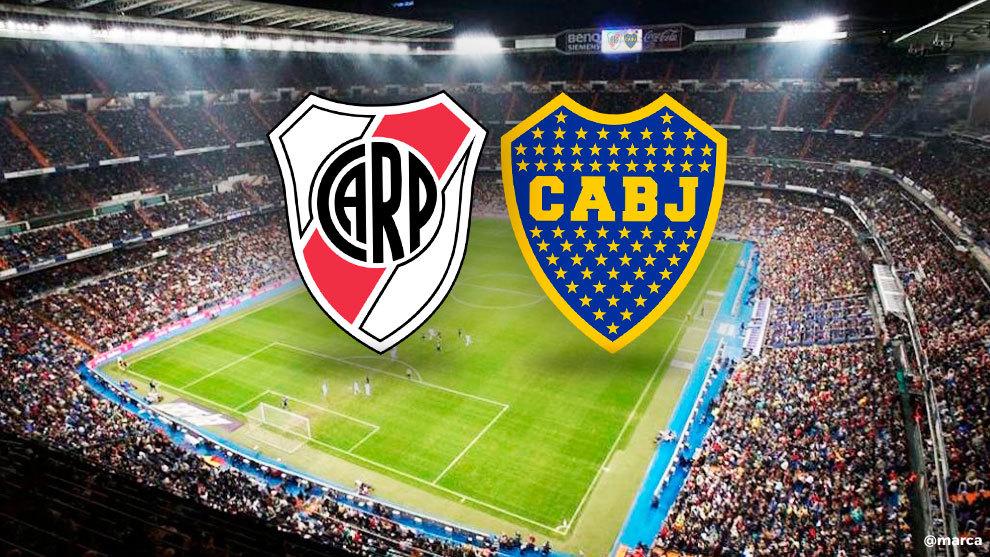 River-Boca: La esperada final se juega en Madrid y los equipos ya están listos