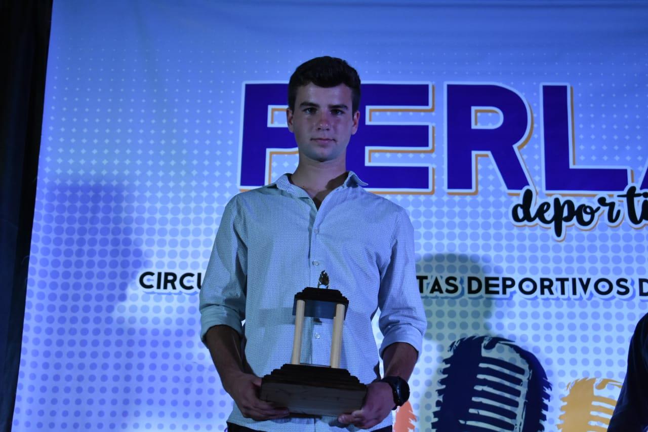 Dante Cittadini el Deportista del Año