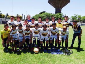 Independencia y Sportivo ganaron el partido de ida en la finales de inferiores