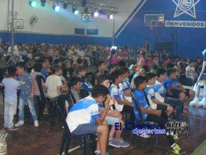 Los clubes del infantil despiden la temporada con reconocimientos
