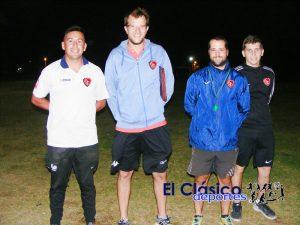 Mitre comenzó a entrenar con vistas al Regional Federal Amateur 2019