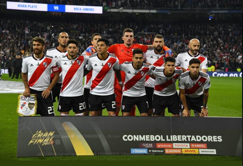 ¡River campeón de la Copa Libertadores!