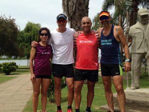Cuatro atletas de Pescadores participarán del Cruce de Los Andes