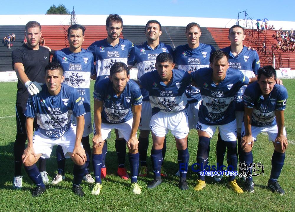 Sportivo Baradero ante Social Ramallo con árbitros de Escobar