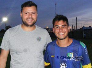 Fernando Gómez se sumó a Mitre