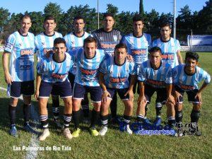 Las Palmeras ganó en el debut de la Copa de Clubes