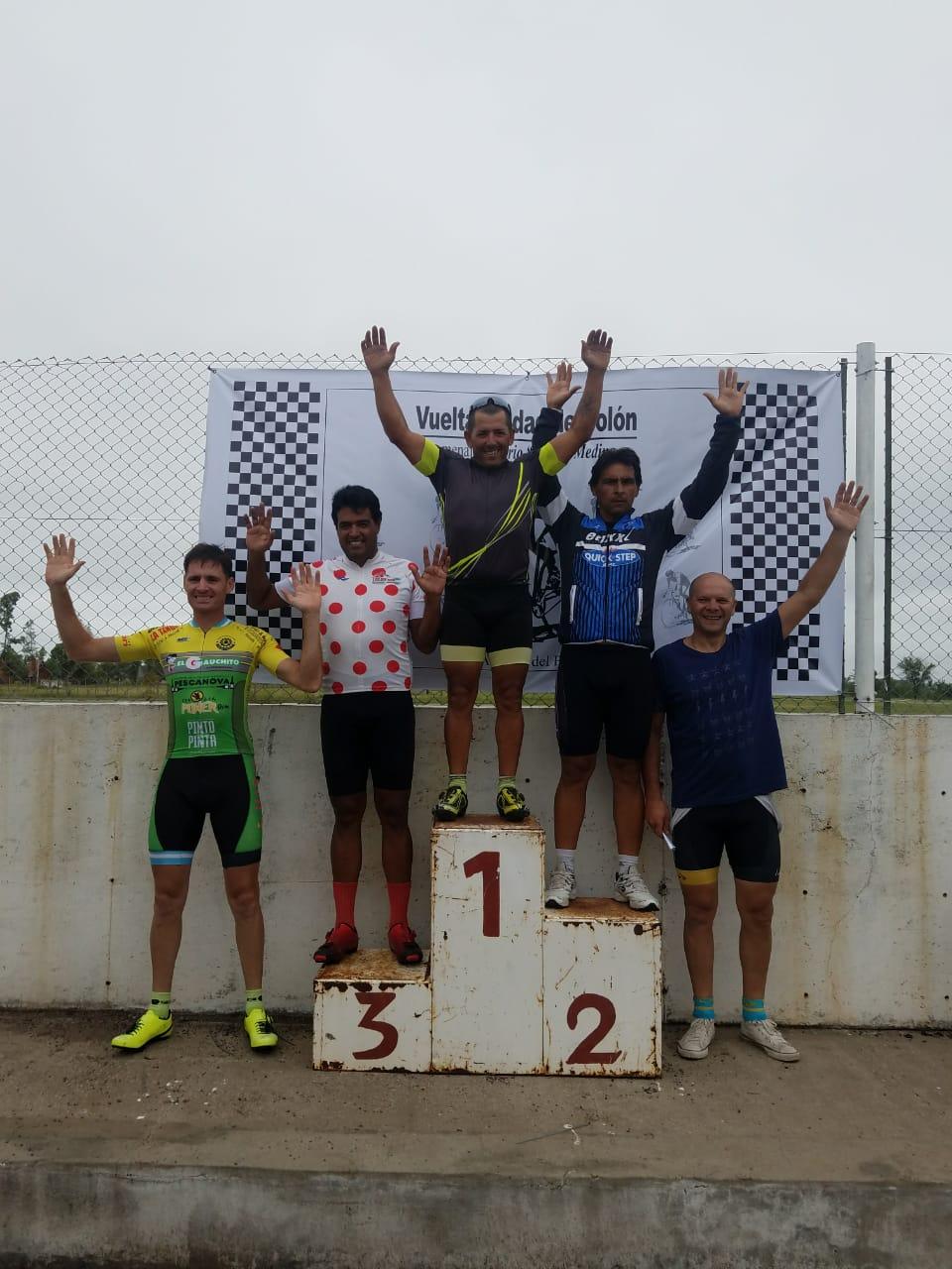 Ciclismo: La actividad en San Nicolás y Colón