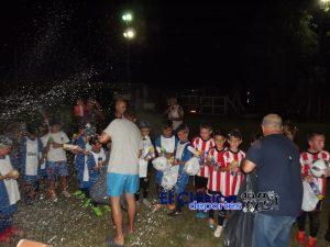 Baby Fútbol: Gral. San Martín y Paraná FC compartieron el título en 2010