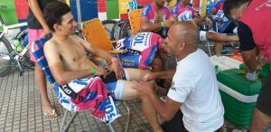 Doble Bragado: Mariano Manzo segundo entre los sub 23