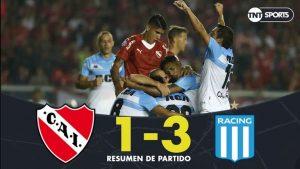 Superliga Argentina: Avellaneda tiene dueño. Mira el compacto del partido!!