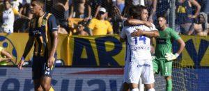 Superliga Argentina: Arriba con dos equipos
