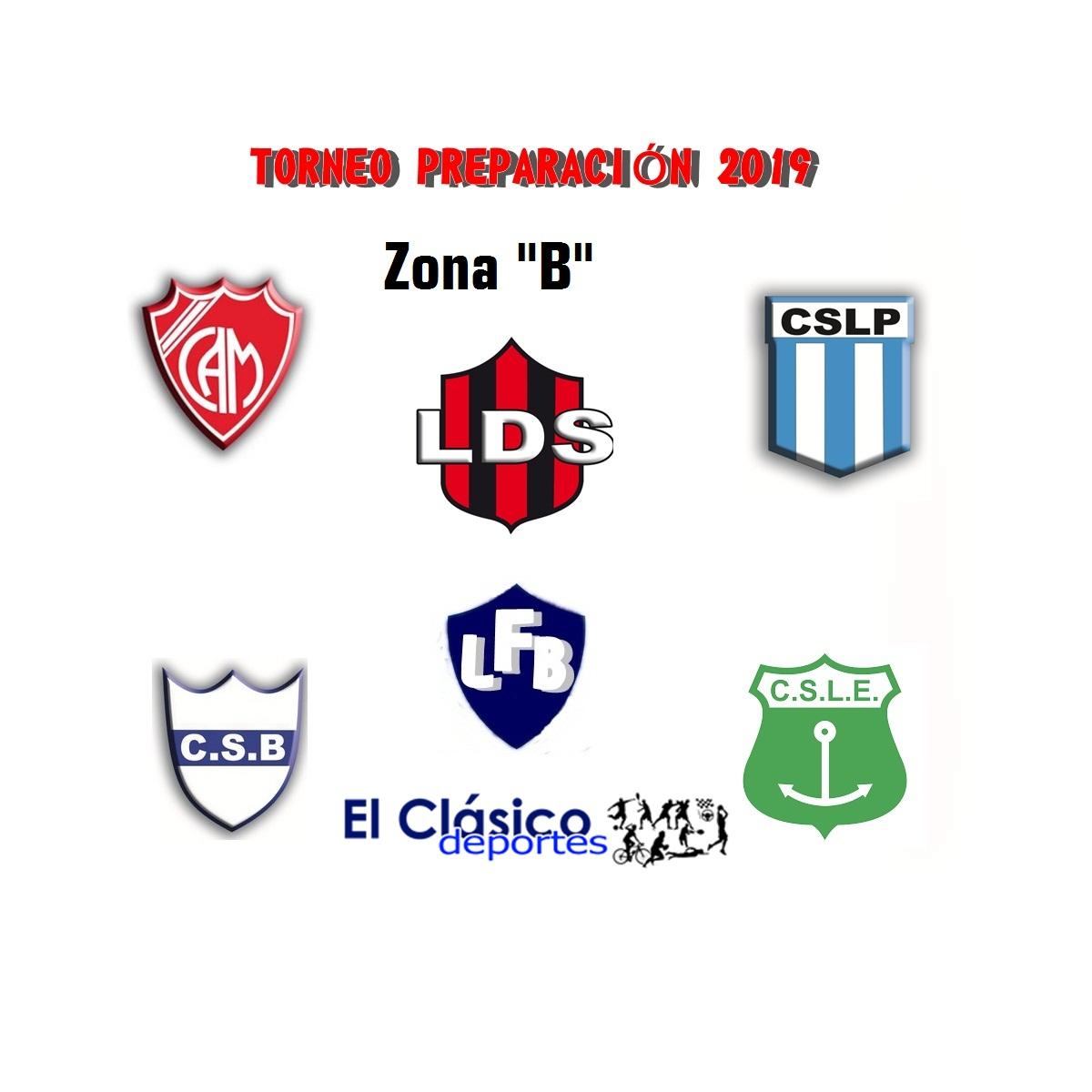 Torneo Preparación: Comenzó la zona B con triunfo de Las Palmeras ante La Esperanza e igualdad entre Sportivo y Mitre