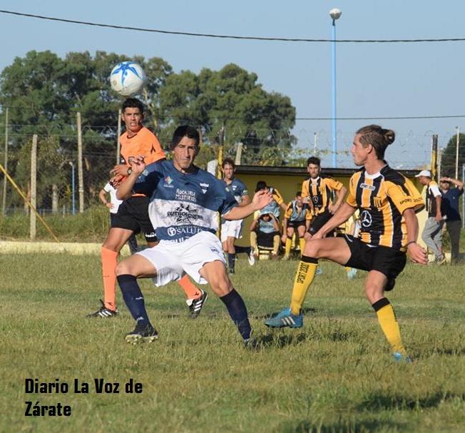 Torneo Regional Amateur: Sportivo ganó en Zárate y es puntero