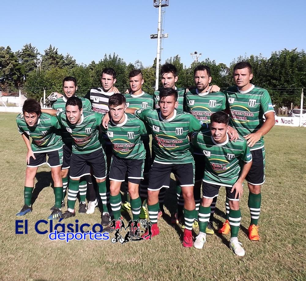 Copa de Clubes: Marcada superioridad demostró La Esperanza ante Maristas, a quien goleó 4 a 0
