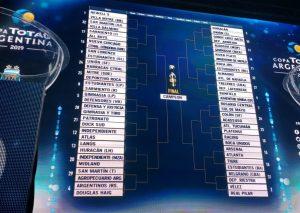 Copa Argentina: Def. de Belgrano ante Gimnasia y Douglas con Argentinos
