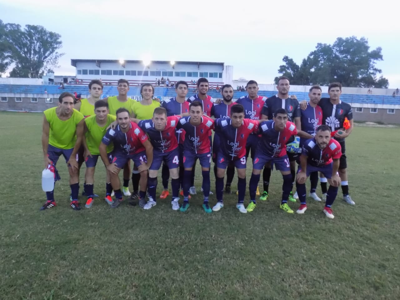 Copa de Clubes: Maristas y 12 de Octubre sin goles