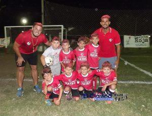 Baby Fútbol: Mitre campeón 2012