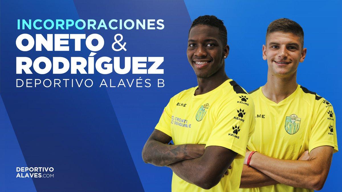 Tomás Oneto pasó al Deportivo Alavés de España