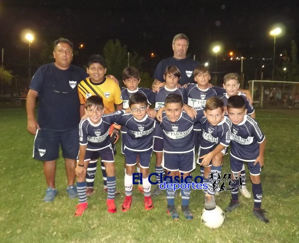 Baby Fútbol: Sportivo dio la vuelta en 2008