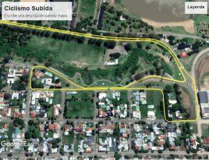 Tria San Pedro: El domingo se corre en San Pedro
