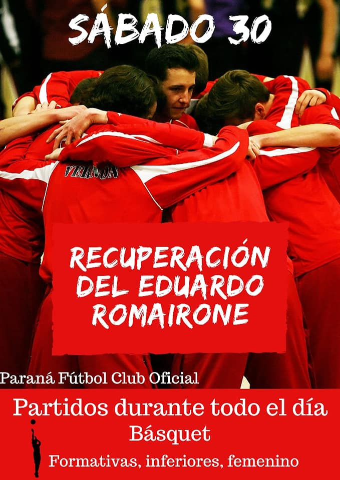 En este momento estás viendo Paraná FC reinaugura su mítico gimnasio «Eduardo Romairone»