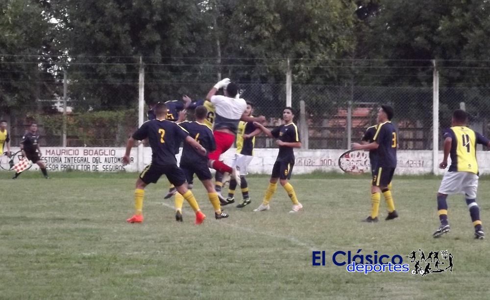 Fixture del Torneo Preparación 2021 de la Liga Sampedrina